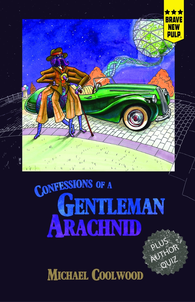 Confessions Of A Gentleman Arachnid Jacket.indd