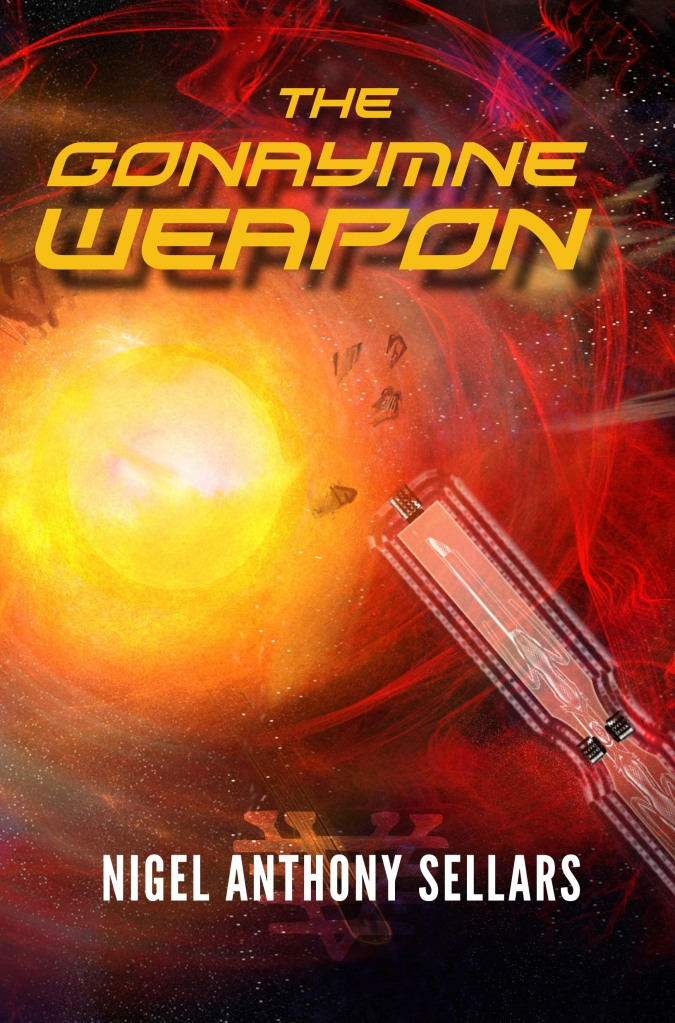 Gonaymme Weapon front_cover