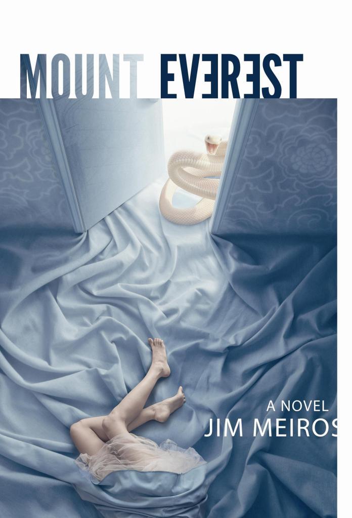 Mount Everest Font Cover